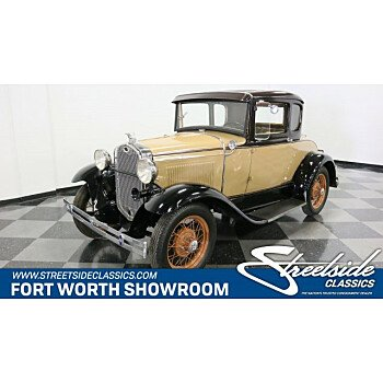 1931 Ford Model A for sale 101115763