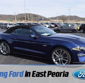 2019 Ford Mustang GT Convertible for sale 101115914