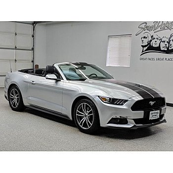 2017 Ford Mustang Convertible for sale 101115964