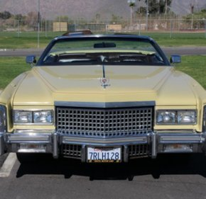 1975 Cadillac Eldorado for sale 101116382