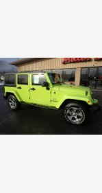 2016 Jeep Wrangler 4WD Unlimited Sahara for sale 101116384