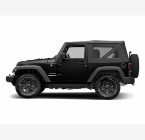 2016 Jeep Wrangler 4WD Sport for sale 101116508