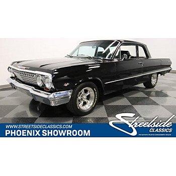 1963 Chevrolet Bel Air for sale 101116526