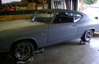 1969 Chevrolet Chevelle SS for sale 101116605