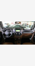 2014 Jeep Wrangler 4WD Unlimited Sahara for sale 101116978
