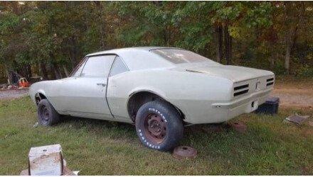 1967 Pontiac Firebird for sale 101117006