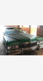 1973 Cadillac De Ville for sale 101117065