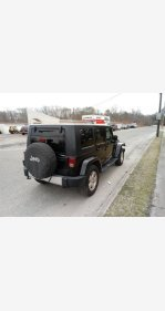 2009 Jeep Wrangler 4WD Unlimited Sahara for sale 101117092