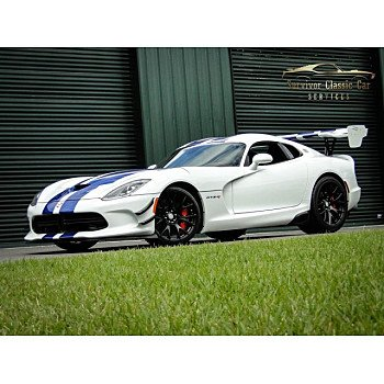2017 Dodge Viper GTC for sale 101117160