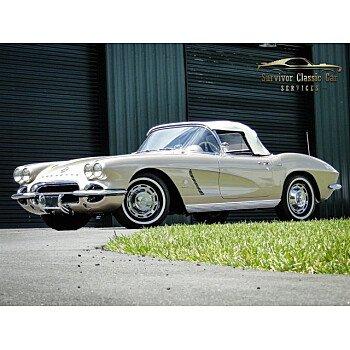 1962 Chevrolet Corvette for sale 101117161