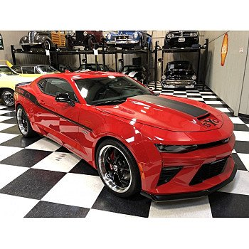 2018 Chevrolet Camaro SS Coupe for sale 101117324