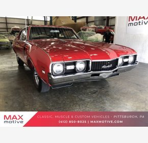 1968 Oldsmobile 442 for sale 101117355