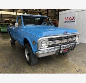 1969 Chevrolet C/K Truck for sale 101117366