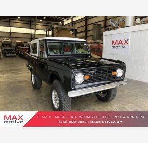 1974 Ford Bronco for sale 101117381
