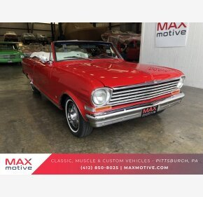 1963 Chevrolet Nova for sale 101117393