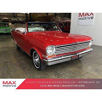 1963 Chevrolet Nova for sale 101117393