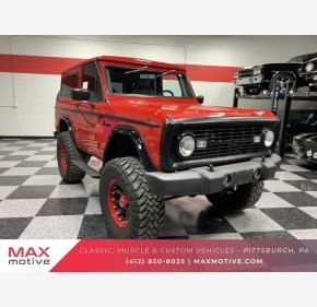 1974 Ford Bronco for sale 101117409
