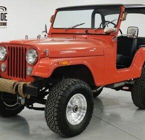 1972 Jeep CJ-5 for sale 101117573