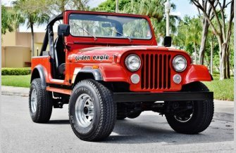 1984 Jeep CJ 7 for sale 101117709