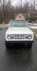 1972 Ford Bronco for sale 101117716