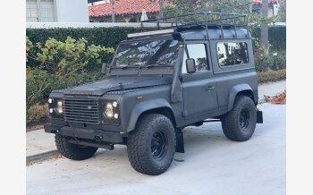 1988 Land Rover Defender 90 for sale 101117759