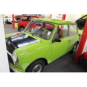 1980 Austin Mini for sale 101117986
