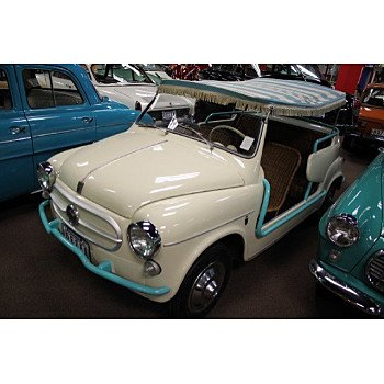 1960 FIAT 600 for sale 101118014