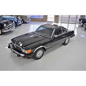 1988 Mercedes-Benz 560SL for sale 101118312