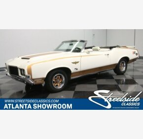 1972 Oldsmobile Cutlass for sale 101118455