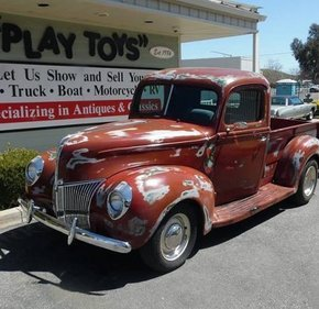1940 Ford Pickup for sale 101119030