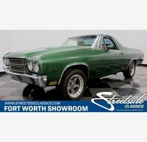 1970 Chevrolet El Camino for sale 101119072