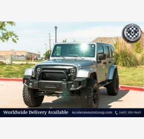 2014 Jeep Wrangler 4WD Unlimited Sahara for sale 101119103