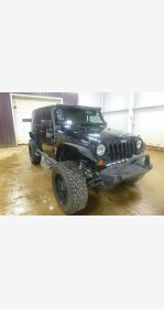 2012 Jeep Wrangler 4WD Unlimited Sport for sale 101119792