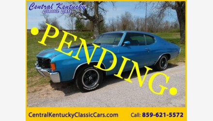 1972 Chevrolet Chevelle SS for sale 101119863