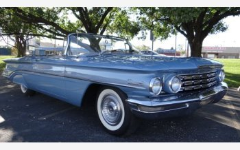 1960 Oldsmobile 88 for sale 101119964