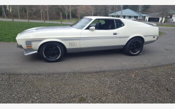 1971 Ford Mustang Mach 1 Coupe for sale 101120219