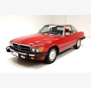 1986 Mercedes-Benz 560SL for sale 101120844