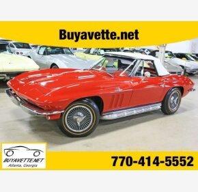 1965 Chevrolet Corvette for sale 101120867