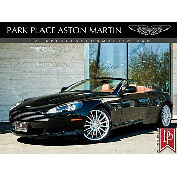 2007 Aston Martin DB9 Volante for sale 101121460
