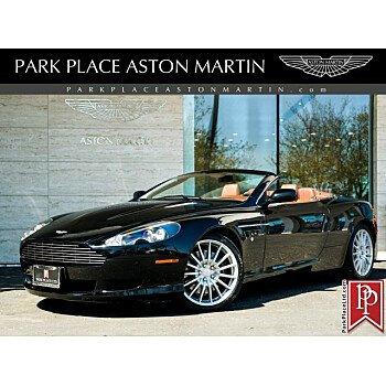 2007 Aston Martin DB9 Volante for sale 101121460