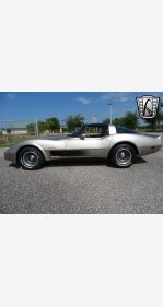 1982 Chevrolet Corvette Coupe for sale 101121484