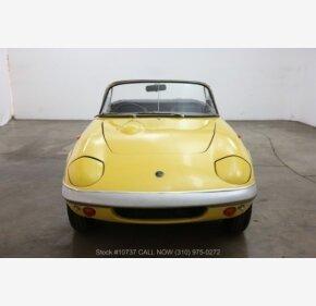 1967 Lotus Elan for sale 101121633