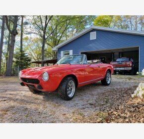 1976 FIAT Spider for sale 101121637