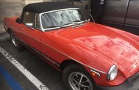 1977 MG MGB for sale 101121662