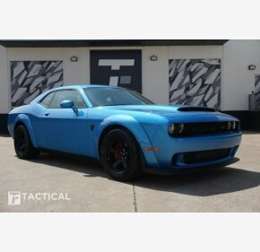 2018 Dodge Challenger SRT Demon for sale 101121788