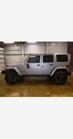 2013 Jeep Wrangler 4WD Unlimited Sahara for sale 101122417