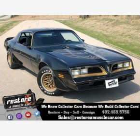 1978 Pontiac Firebird for sale 101122482