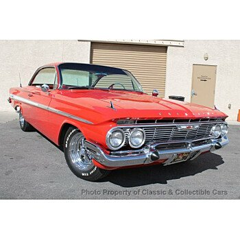 1961 Chevrolet Impala for sale 101122536