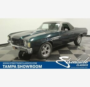 1972 Chevrolet El Camino for sale 101122547