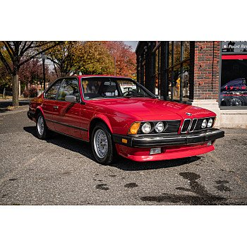 1985 BMW 635CSi Coupe for sale 101122571